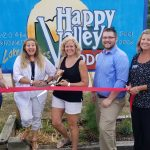 Happy Valley Lodge New Member Ribbon Cutting