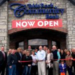 Table Rock Community Bank New Location Ribbon-Cutting