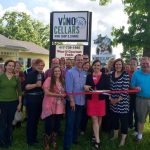 Vino Cellars / Bistro 58 New Member Ribbon-Cutting