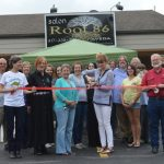 Salon Root 86 New Member Ribbon-Cutting