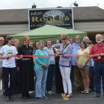 Salon Root 86 New Member Ribbon-Cutting