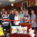 Grammy Pammy's Antiques & Gifts New Member Ribbon-Cutting