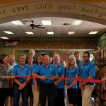 Outdoor Rooms By Design New Member Ribbon-Cutting
