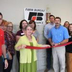 Farm Bureau Insurance - Mike Tinnes, New Member Ribbon-Cutting