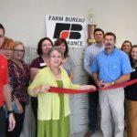 Farm Bureau Insurance - Mike Tinnes, New Member Ribbon-Cutting