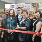 Blue Water Designs New Member Ribbon-Cutting