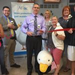 AFLAC Matt Greenwalt New Member Ribbon-Cutting
