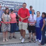 Championship Marine Repair New Member Ribbon-Cutting