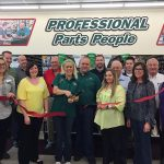 O'Reilly Auto Parts New Location Ribbon-Cutting
