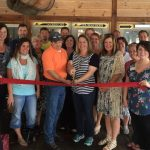 Coyote's Dockside Cafe & Pub New Member Ribbon-Cutting