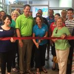 Health Markets Insurance, Nick Morris New Location Ribbon-Cutting