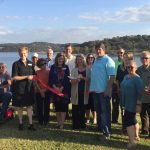 Happy Hollow Resort New Owners Member Ribbon-Cutting