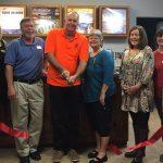 Larry Bridges Maintenance New Member Ribbon-Cutting