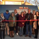 Do All General Construction New Member Ribbon-Cutting