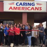 Caring Americans Thrift Store New Member Ribbon-Cutting