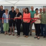 Ozarks Teen Challenge David Miller Home of Hope Ribbon Cutting