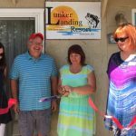 Lunker Landing Resort New Member Ribbon-Cutting