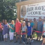 The Cottages at Fair Haven Cove New Member Ribbon-Cutting