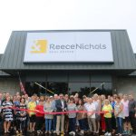 ReeceNichols Real Estate Ribbon Cutting