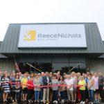 ReeceNichols Real Estate Ribbon Cutting