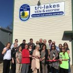 Tri-Lakes Title & Escrow New Member Ribbon-Cutting