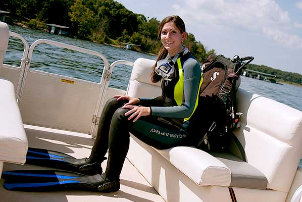 Boating & Scuba Diving