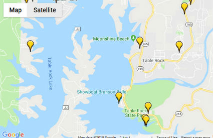 Table Rock Lake Area Information Official Visitor Site