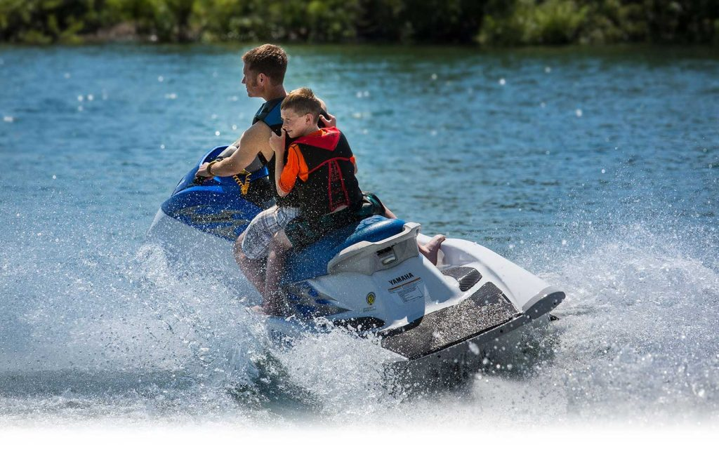 table rock lake jet ski