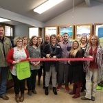 Modern Woodmen Wendy Youngblood New Member Ribbon-Cutting