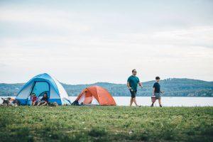 camping table rock lake