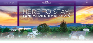 Here to Stay Family-Friendly Resorts