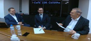 Cafe com Cavanha