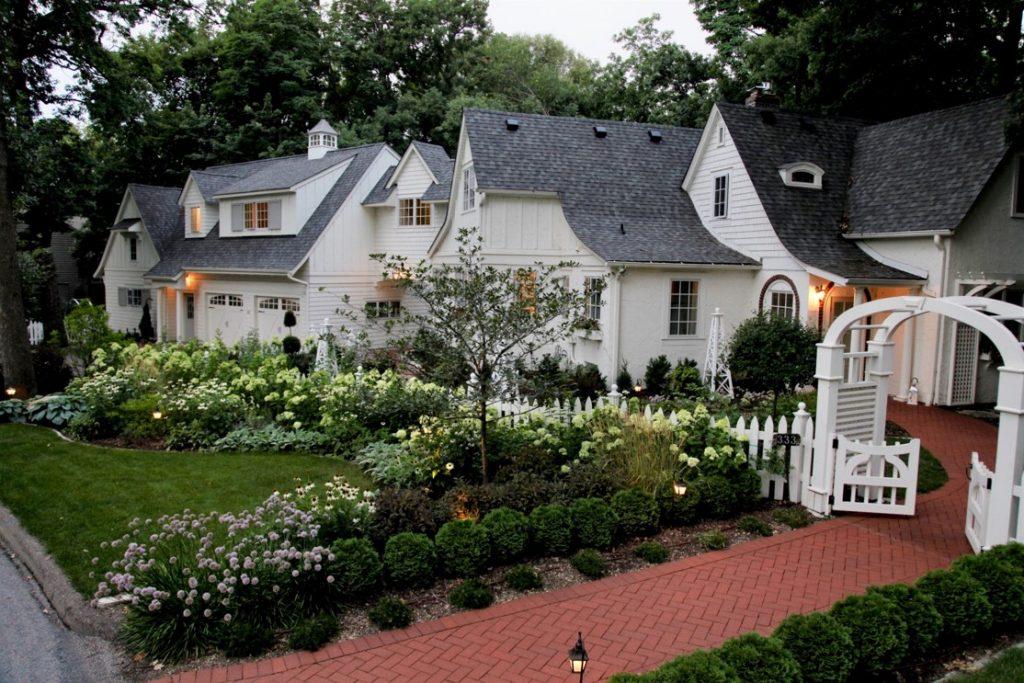 Cottage home remodel