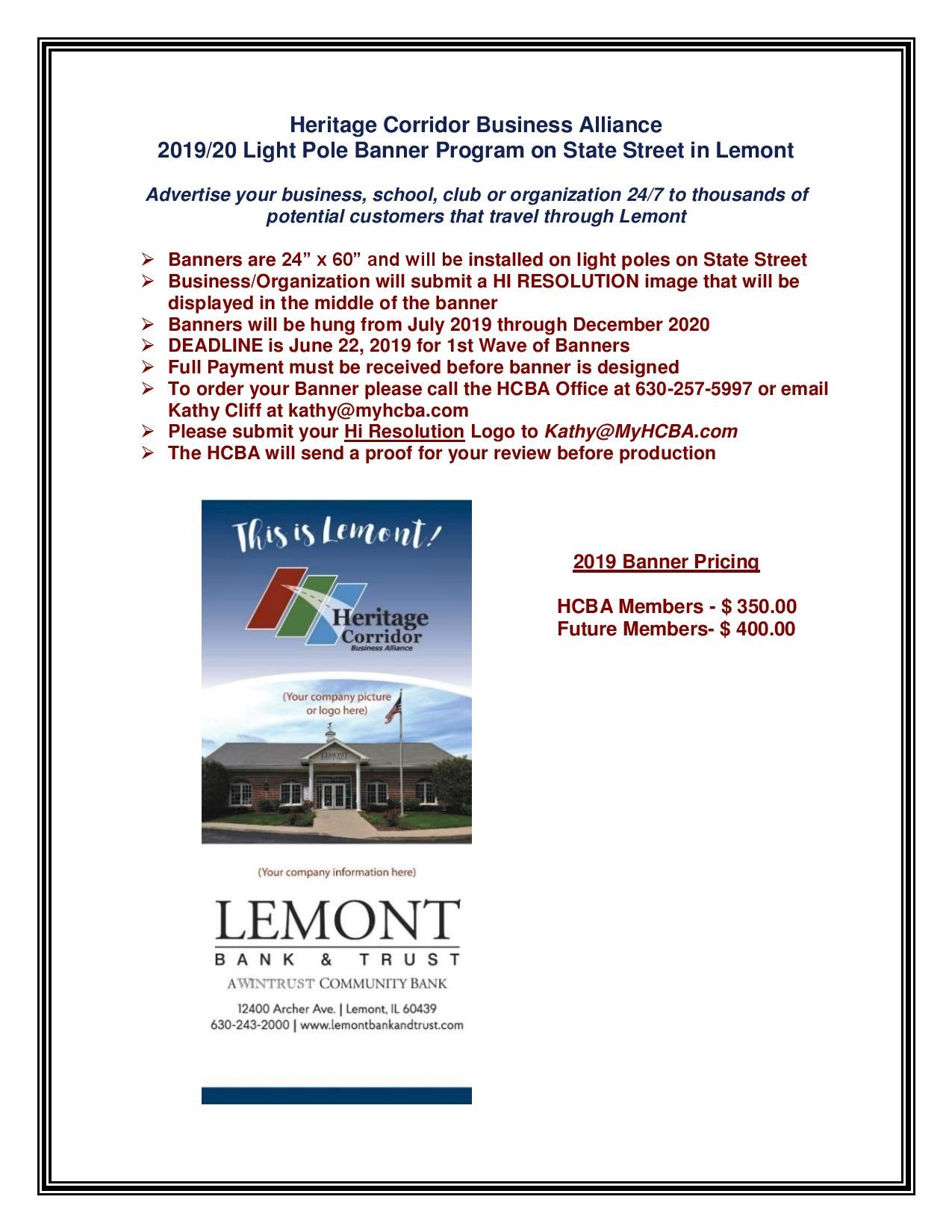 2019-20 State Street Banner Program Flyer (Final)