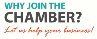 Why Join the Chamber? Let us help your business!